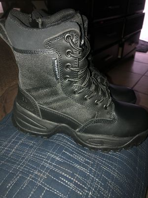 Maelstrom tac force 8 inch military tactical boots for Sale in San Bernardino, CA