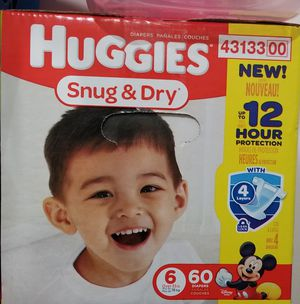 Huggies Diapers for Sale in Camp Springs, MD