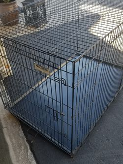 Dog Kennel/ Petmate 48 Inch 2-Door Training Retreat $109.95 for Sale in Escondido,  CA