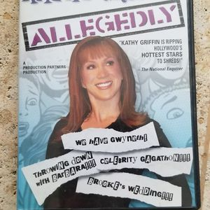 Kathy Griffin DVD Collection Of Two for Sale in San Dimas, CA