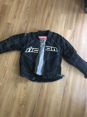 Motorcycle jacket iicon for Sale in North Chicago, IL