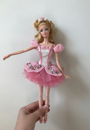 Ballet wishes doll 2013,comes with certificate, clean, played with once. for Sale in Warrenton, VA