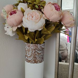 Artificial Fake Peony Flower Arrangements for Sale in Covina, CA