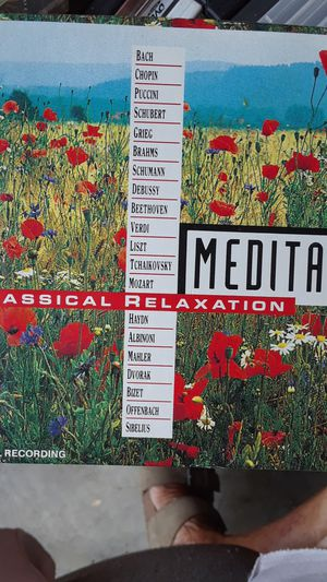 Meditation 10 volume count for Sale in Indianapolis, IN