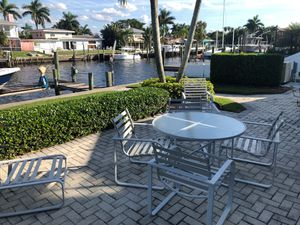 Brown Jordan - Outdoor Furnishing for Sale in Palm City, FL