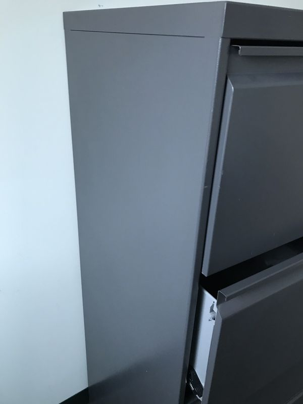 Executive filling cabinet