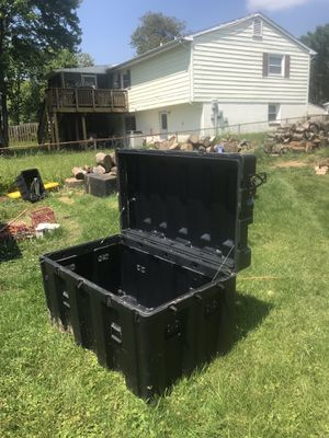Massive waterproof storage or shipping case for Sale in Falls Church, VA