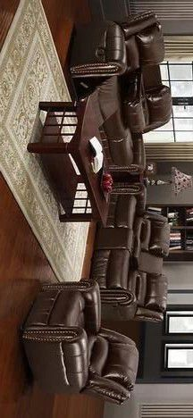 Houston 3pc reclining living room set for Sale in Houston, TX