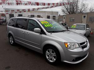 2012 Dodge Gr. Caravan Van Silver for Sale in Philadelphia, PA