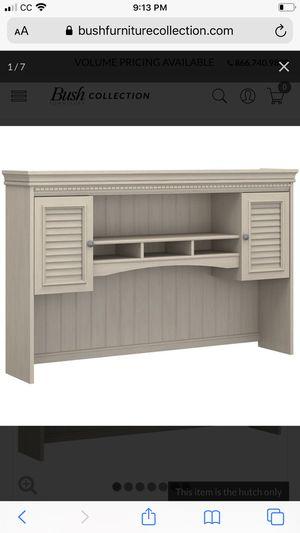 Bush Fairview Desk Hutch for Sale in Seattle, WA