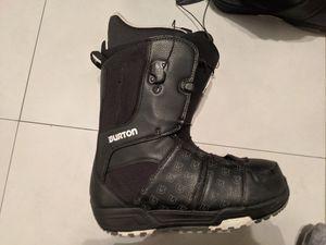 Burton snowboarding boots size 11.5 for Sale in Miami, FL