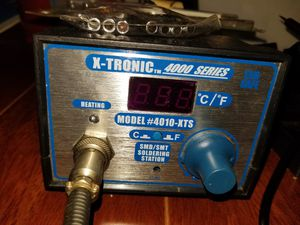 Xtronic 4000 adjustable professional soldering iron. for Sale in Houston, TX