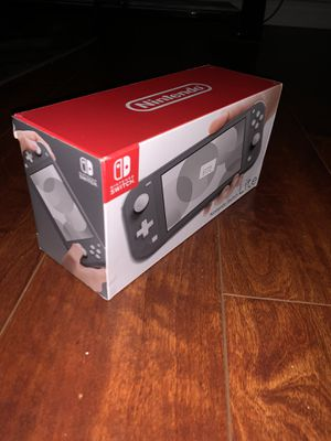 Nintendo Switch Lite w/ Carrying Case for Sale in North Las Vegas, NV