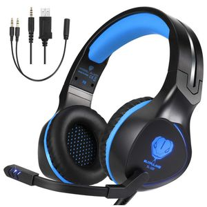 Xbox One Headset, Gaming Headset for Xbox One, Xbox One S, PS4, PC, Nintendo Switch, Laptop, Mac, Computer, 3.5mm Wired Over-Ear Gaming Headphones wi for Sale in Garden Grove, CA