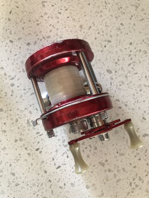Ambassadeur 5000 casting fishing reel made in Sweden for Sale in Chino Hills, CA