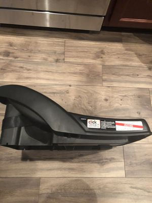 Graco snug30 click connect car seat base for Sale in Chesapeake, VA