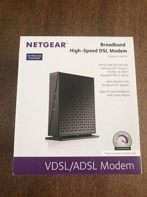 Netgear DSL Modem DM200 for Sale in Paradise Valley, AZ