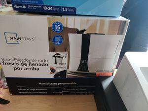 Humidifier for Sale in San Bernardino, CA