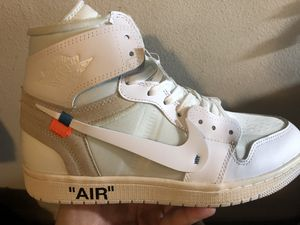 Air Jordan 1 off white NRG size 11 for Sale in Santa Fe Springs, CA