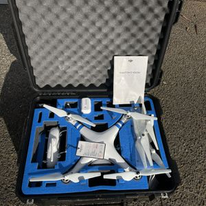 Two DJI Phantom 2 Vision+ Drones for Sale in Valley Center, CA