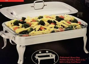 New Gourmet Buffet Covered Dish - NIB for Sale in Duncan, SC