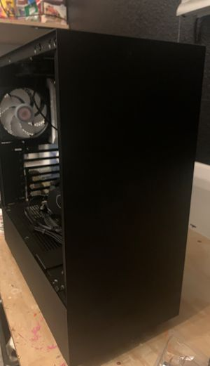 NZXT pc case for Sale in Bystrom, CA