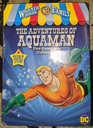 The Adventures of Aquaman: The Complete Collection (DVD) for Sale in Baton Rouge, LA