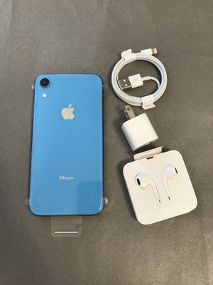 Apple iPhone XR Blue brand new for Sale in San Jose, CA