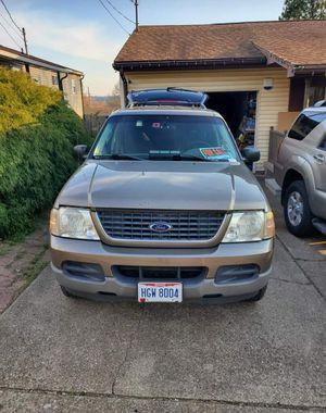 2002 Ford Explorer XLT for Sale in Parkersburg, WV