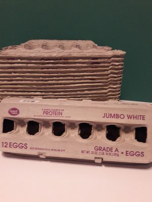 Egg cartons for Sale in Sumner, WA