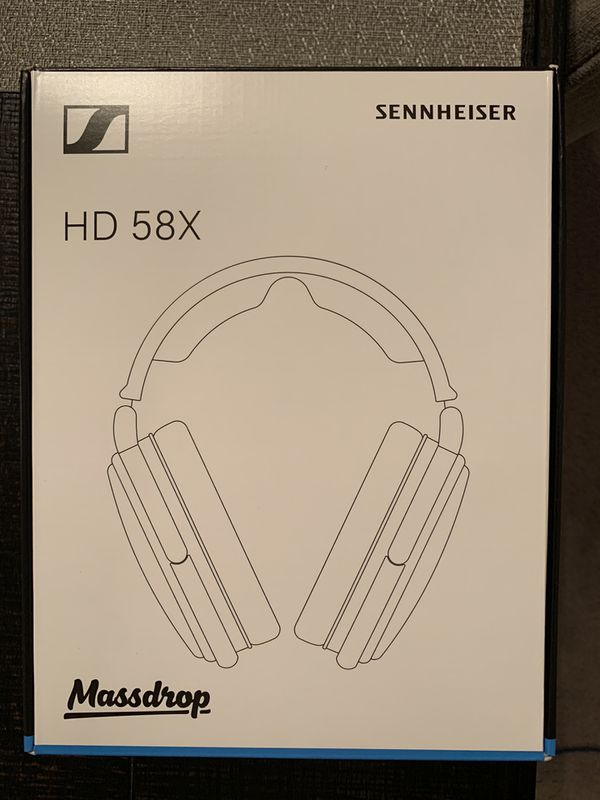 Sennheiser HD 58X Jubilee - New In Box