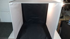 "24"" PORTABLE FOLDING PHOTO BOX TENT for Sale in Stone Mountain, GA"