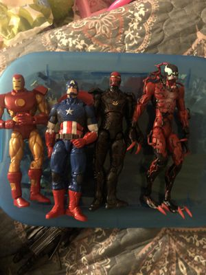 Marvel legends for Sale in Long Beach, CA