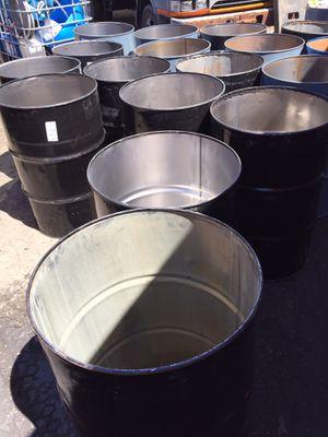 Burn Barrel Drums for Sale in Detroit, MI