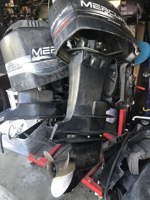 Mercury 225 outboard motor parts for Sale in Fullerton, CA