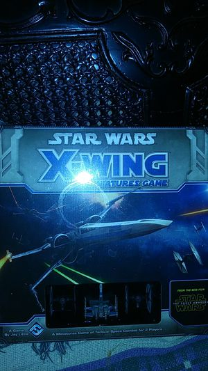 Star Wars X-Wing Game by Disney for Sale in Lafayette, CO