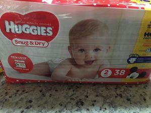 Huggies Diapers for Sale in Tamarac, FL