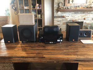 Pioneer/ JBL/Polk 5.1 Home Theater System. for Sale in Orange, CA