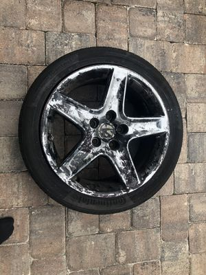 Acura TL rims and tires for Sale in Poinciana, FL