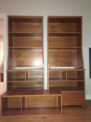 Pottery Barn Entertainment Wall System for Sale in Topanga, CA