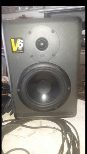 Krk V6 Powered Studio Monitor for Sale in Sacramento, CA