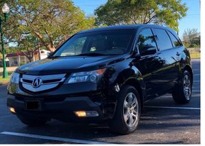 Very Impeccable Acura MDX 2009 AWDWheels Super for Sale in Arlington, TX
