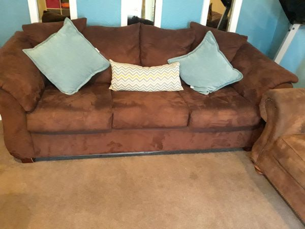 Free couches and pillows