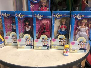 Sailor Moon Dolls for Sale in Rowland Heights, CA