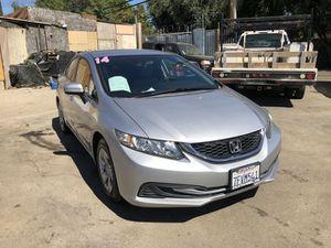 2014 Honda Civic Sedan for Sale in Modesto, CA