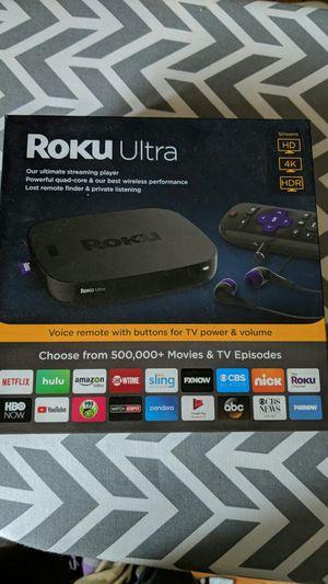 Roku ultra brand new !! for Sale in Glendale, CA