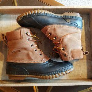 Sorel Waterproof Duck Boot (men's 10.5) for Sale in Renton, WA