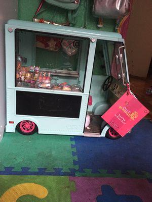 American doll ice cream truck for Sale in San Jose, CA