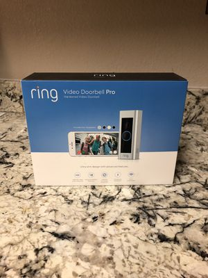 New ring doorbell for Sale in Mesa, AZ