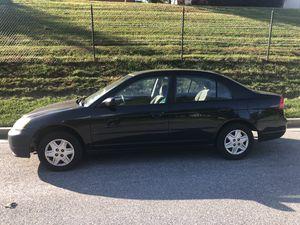 2003 Honda Civic Sedan for Sale in Owings Mills, MD